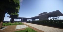 Mid-Century Modern Home   Xαviεr Minecraft Map & Project