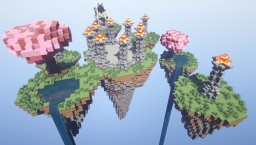 Ruined temple of Minos Minecraft Map & Project