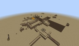 Sandstone Temple Minecraft Map & Project