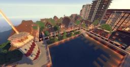Cornerside City | Realistic city | v0.2 Minecraft Project