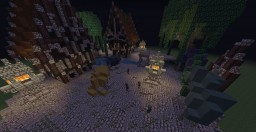 Little medieval village Minecraft Project