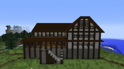 The Doll Mansion Minecraft Map & Project