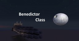 Benedictor Class - Imperial Dignitary Transport Minecraft Map & Project