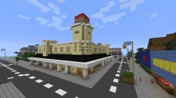 Storybrooke Minecraft Project
