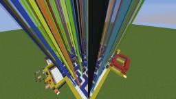 Beacon maze+ Minecraft Map & Project