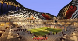 Stadium - Soccer Minecraft Map & Project