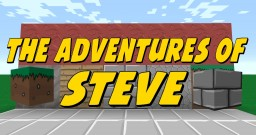 The Adventures of Steve - Minecraft in Comic Form! 1.7+ Minecraft Texture Pack