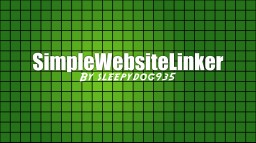 (My First Plugin)SimpleWebsiteLinkerV2.1~PopReel!~