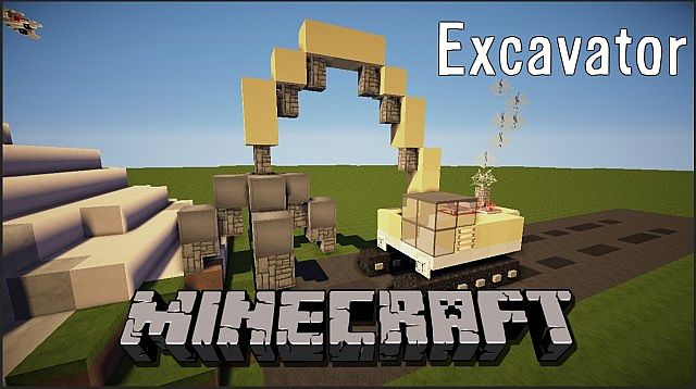 how to build a vehicle in minecraft