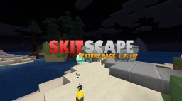 Skitscape Texture Pack 1.7.10 V6 [Fan Continuation]