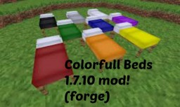 Colorfull Beds mod by DDsGaming