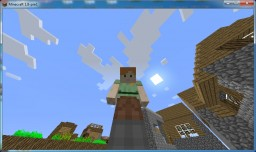 I'm a GIRL! - Official 1.8 pre-release bug Minecraft Blog Post