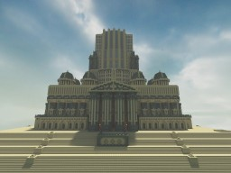 The Imperial Palace (Abandoned project) Minecraft Map & Project