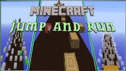 Minecraft: Jump & Run MiniGame Map Minecraft 1.8 Minecraft Project