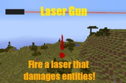 [Plugin] LaserGun Minecraft