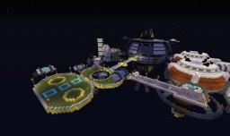 Maktar Nebula - Ratchet & Clank Minecraft Map & Project