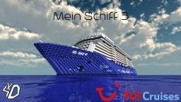 M/S Mein Schiff 3 Minecraft Map & Project