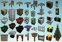 Furniture in Minecraft Minecraft Blog Post
