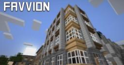 Project Favvion [v1PRE] Minecraft Map & Project