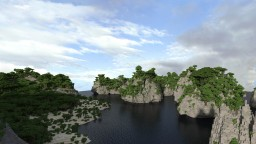 Tropical Island Paradise - Phi Phi Islands Remake Minecraft Project