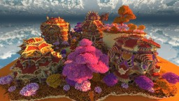 Lysergic Dreams Minecraft Map & Project
