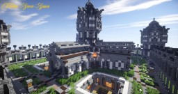 Exodar Faction Spawn Minecraft Map & Project