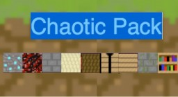 Chaotic craft 1.8 simplistic 16x16 resource pack
