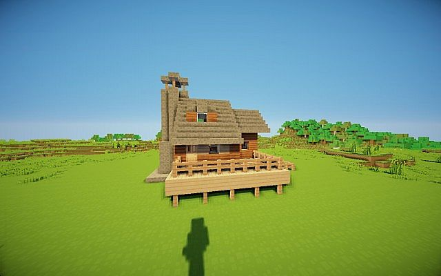 Survival house good map minecraft project Good house map