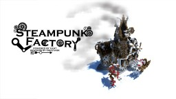 Steampunk Factory + Download ! + new screenshots Minecraft Map & Project