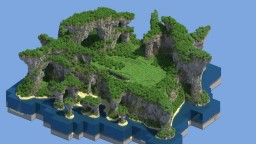 Island Terraform (Unofficial Building Contest!!) Minecraft Project