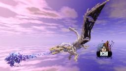 Ichi's Frost wyrm Minecraft Map & Project