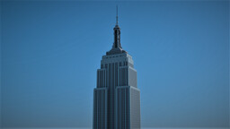 Empire State Building [CLOSED] Minecraft Map & Project