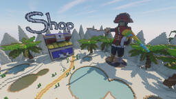 [Spawn] Pirate Theme Minecraft Map & Project