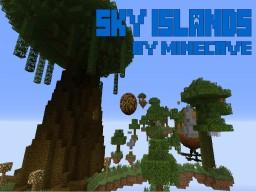[Adv.] [1.7+] Sky Islands (v2.1) Minecraft Map & Project