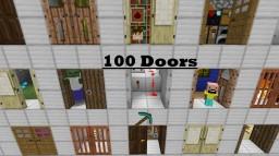 100 Doors Minecraft Map & Project