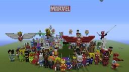 Marvel Minecraft Project