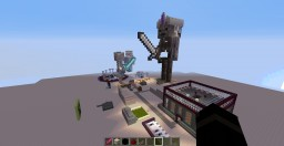 The World of SharpWind Minecraft Map & Project