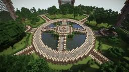 GLADIUS Simple Server Spawn Minecraft Map & Project