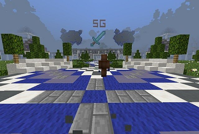 Epic Minigame/PVP Server Minecraft Server