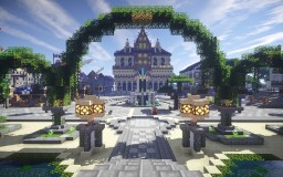 •• MINETROPOLIS - Your new home •• (German) Minecraft Server