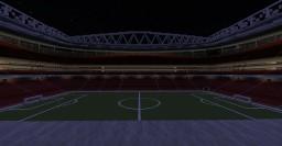 The Emirates Stadium Minecraft Map & Project