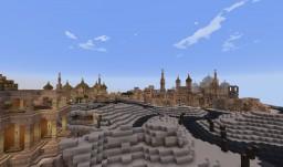 Ember Desert - An Arabian City Minecraft Map & Project