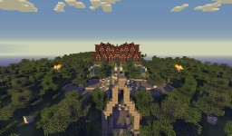 Middle Manor/New Style of House Minecraft Map & Project