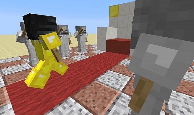 how to build a armour stand in minecraft