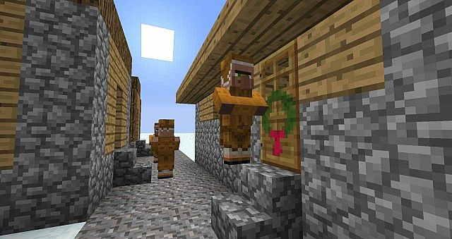 2014 08 24 1905308064891 [1.9.4/1.8.9] [16x] Christmas Overhaul Texture Pack Download