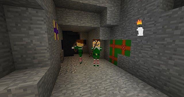 2014 08 24 1918268064887 [1.9.4/1.8.9] [16x] Christmas Overhaul Texture Pack Download