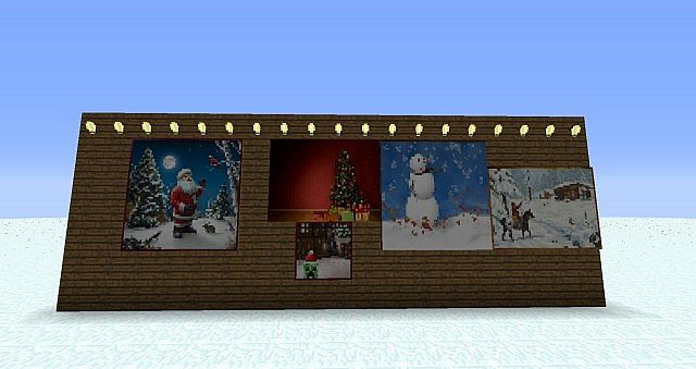2014 08 24 1929568064898 [1.9.4/1.8.9] [16x] Christmas Overhaul Texture Pack Download