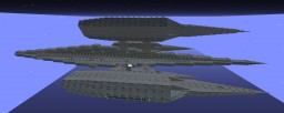 Obscuro Volant - Giant Spaceship Minecraft Map & Project