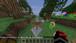 hidden house Minecraft Project