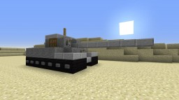 Tanks- Tiger Minecraft Map & Project